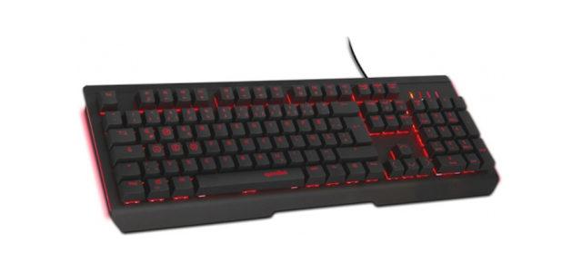 Mechanisierte Macht in Metall: neue Gaming-Tastatur mit semi-mechanischen Tasten