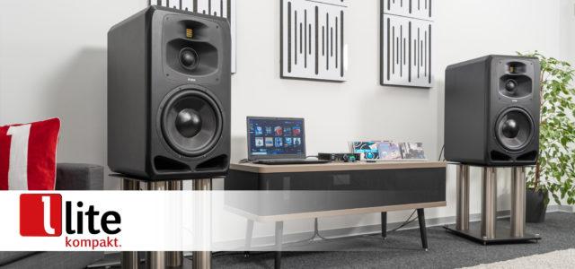 Farfield-Monitor ADAM Audio S5V – Tonstudio-Klang im Wohnzimmer