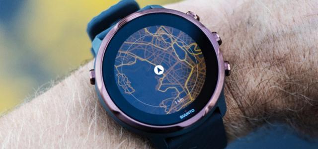Suunto 7 Smartwatch und Wear OS von Google bieten führende Sportkompetenz im Alltag!