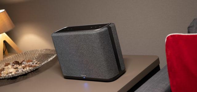 Denon Home 250: Smarter Lautsprecher für (fast) unbegrenzte Optionen
