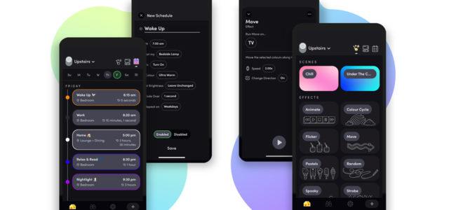 Neue App für smarteres Licht: Lifx revolutioniert eigene User Experience mit neuer App 4
