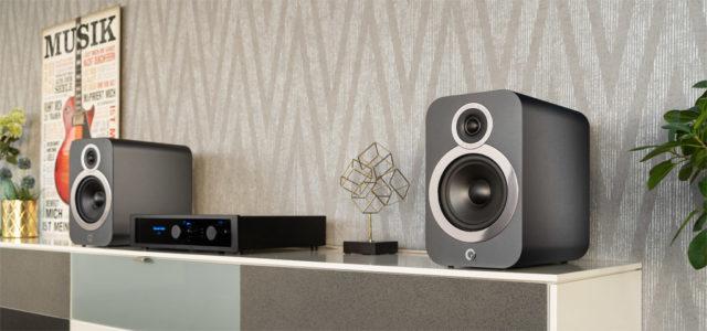 Q Acoustics 3030i – preislich attraktive Regalbox mit Standlautsprecher-Charakter