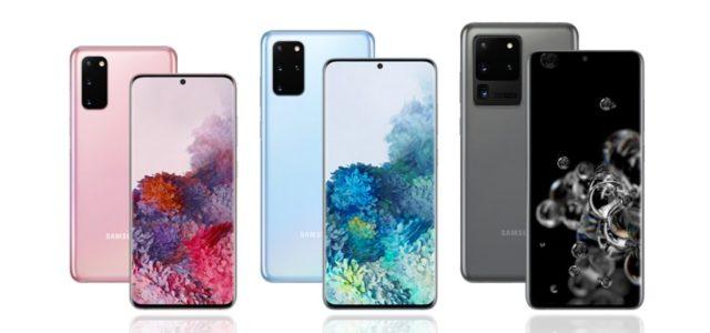 Samsung präsentiert 5G-fähige Serie: Mit dem Galaxy S20 beginnt ein neues Kommunikationszeitalter