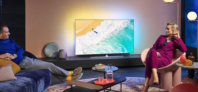 Europäisches Design von Philips TV & Sound erhält iF Design Awards