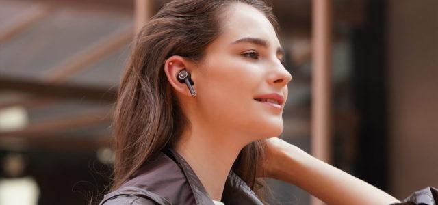 Key Series: Premium T18NC True Wireless Ohrhörer mit aktiver Geräuschunterdrückung