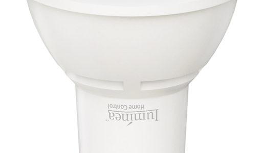 Luminea Home Control WLAN-LED-Spot LAV-200.rgbw für Amazon Alexa & Google Assistant