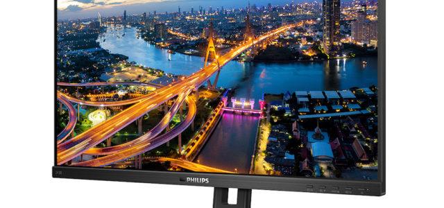 Philips 243B1: Ein Monitor für produktives und komfortables Arbeiten