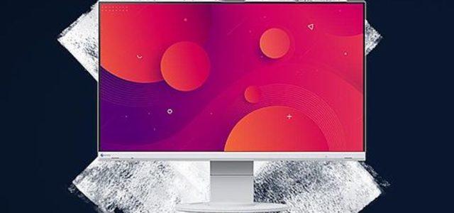 FlexScan EV2460: Neuer 23,8-Zoll-Monitor mit IPS-Panel und schmalem Gehäuserahmen für moderne Büroumgebungen