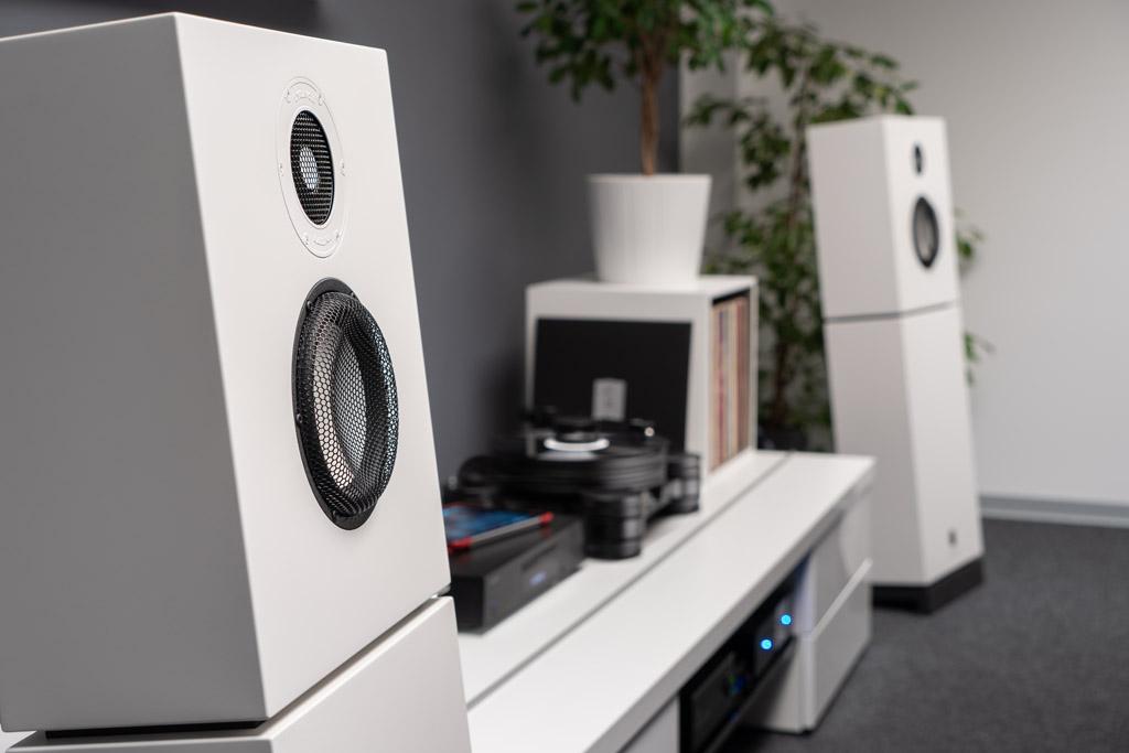 Aktiv-Lautsprecher Lyravox Karlina Pure – Audiophiles