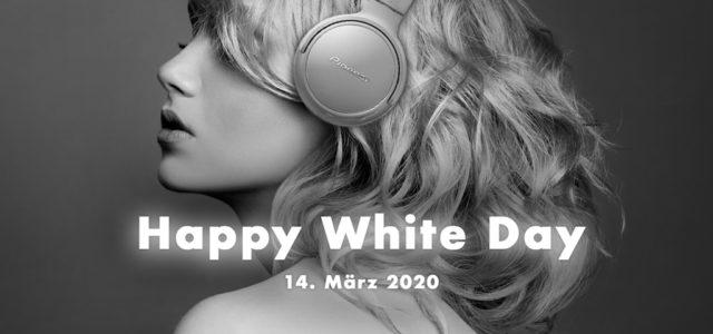 Pioneer liefert den Sound zum Frühling – alle feiern den White Day