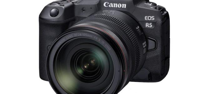EOS R5: Canon gibt weitere Details bekannt