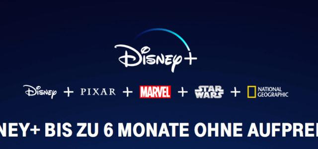 Disney und Deutsche Telekom verkünden exklusiven Deal für die Vermarktung von Disney+ in Deutschland