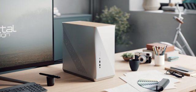 Fractal Design: Das einzigartige, in Zusammenarbeit mit Intel entwickelte Era ITX