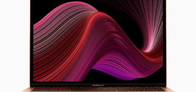 Das neue MacBook Air hat mehr zu bieten