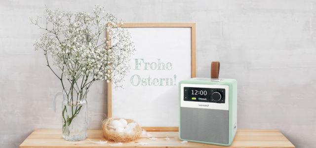 Ostern zuhause genießen mit dem Easy Musiksystem von sonoro
