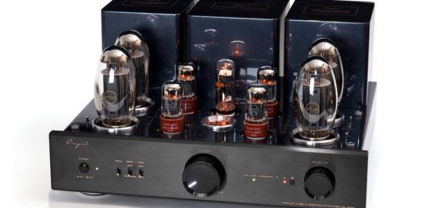 Power-Play mit 2 x 100 Watt: Der neue Cayin CS-150A Röhrenvollverstärker