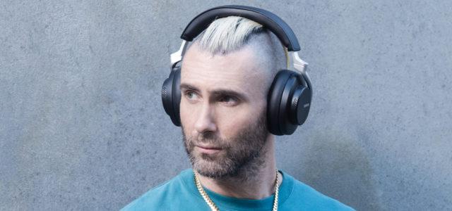 Shure präsentiert: Aonic Wireless Noise Cancellung Kopfhörer und True Wireless Ohrhörer in Kooperation mit Adam Levine