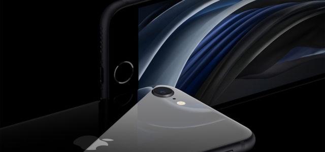 iPhone SE: Ein leistungsstarkes neues Smartphone im beliebten Design