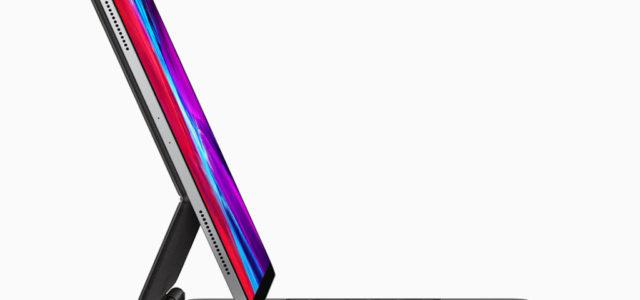 Neues Magic Keyboard für iPad Pro ab sofort zum Bestellen verfügbar, ab nächster Woche erhältlich