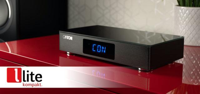 Canton Smart Connect 5.1 – Kabellos-Heimkino für 2 oder 5 Lautsprecher