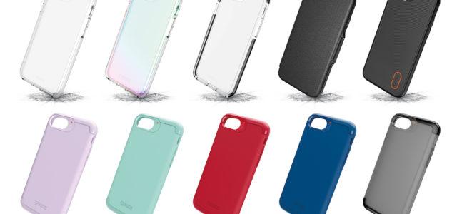 ZAGG Gear4: Das iPhone SE stossfest und schmutzabweisend ausrüsten