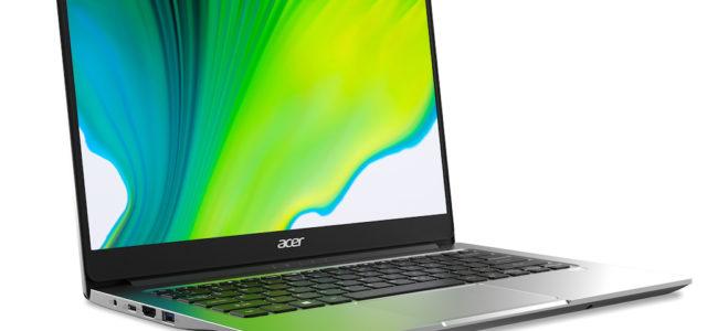 Acer Swift 3 mit AMD Ryzen Renoir ab sofort verfügbar
