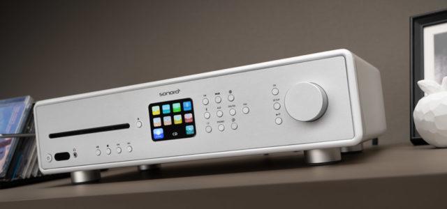 Sonoro Maestro – Modern gestylter Multimedia-HiFi-Receiver mit Raumkorrektur