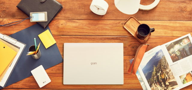 Leistungsstarke Leichtgewichte: LG launcht gram Notebookserie in Deutschland