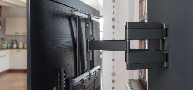 Vogel's THIN 550 XL – superflacher Wandhalter für Riesen-Fernseher