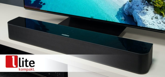 Revox StudioArt S100 Audiobar – Heimkino-Lösung mit Zukunftsperspektive