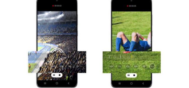 Etwas für die Sinne bieten die Features der Samsung Galaxy S20-Serie