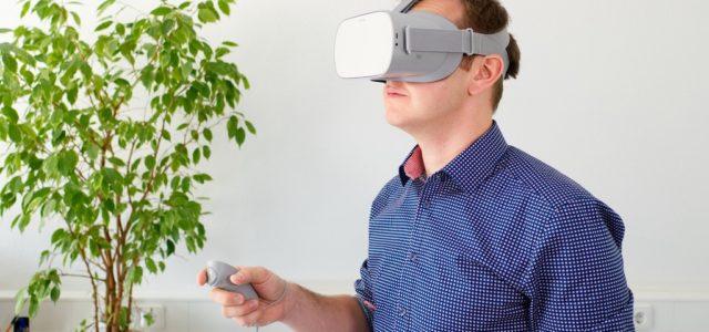 Virtuelle Realität: Das neue VR-Headset Valve Index
