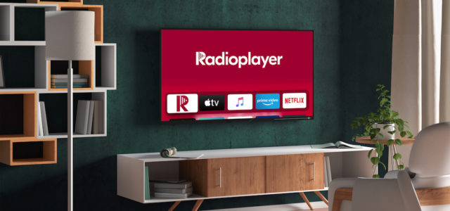 Der Radioplayer launched neue AppleTV-App