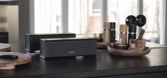 Next Generation: Dockin präsentiert den neuen Bluetooth-Lautsprecher D Fine+ 2