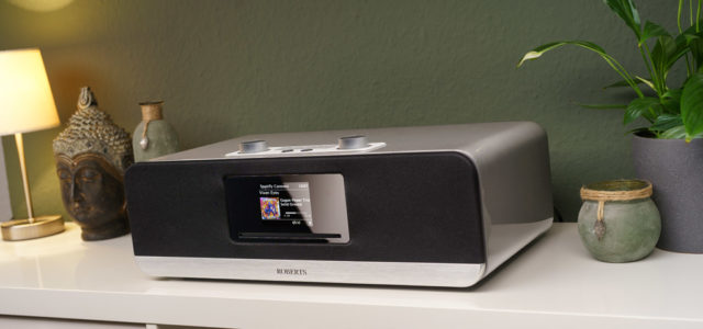 Roberts Radio Stream 67 – Stilvoll-modernes Smart-Audio-System mit Streaming, Multiroom und Co.