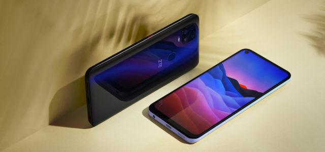 ZTE: Verkaufsstart der Smartphones Axon 11 und Blade V2020