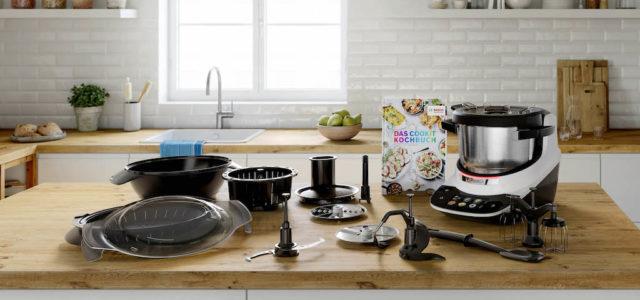 Zeit für die neue Freiheit beim Kochen Der Cookit von Bosch ist ab Juni erhältlich
