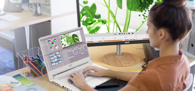 Acer ConceptD-Besitzer erhalten kostenlose Mitgliedschaft für die Adobe Creative Cloud