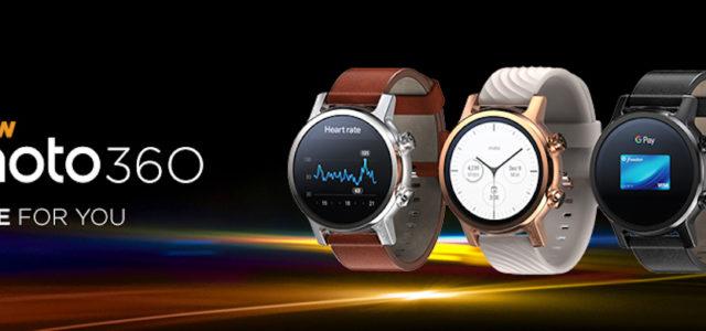 Moto 360 – Eine stylische Smartwatch mit Blick aufs Wohlbefinden