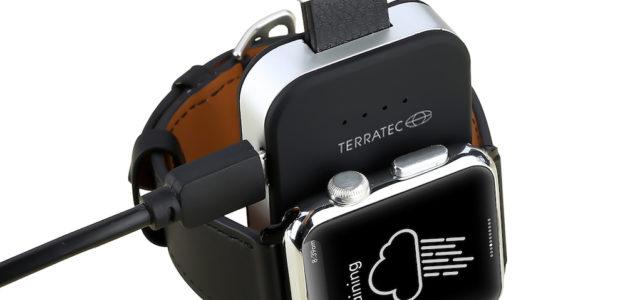 Terratec ChargeAIR Key: Apple Watch Ladespot für den Schlüsselbund