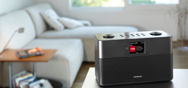 Kenwood CR-ST100S : Neues SmartRadio