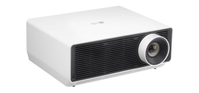 LG Probeam BU50NST: Der Laserprojektor brilliert im Meeting-Raum