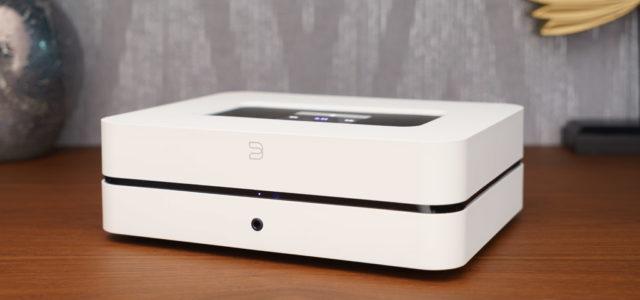 Bluesound Powernode 2i – Moderner Streaming-Verstärker fürs Ohr und Auge