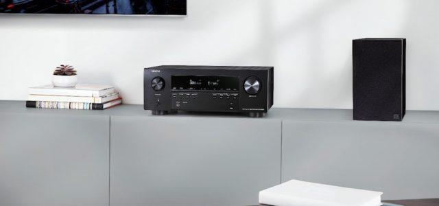 Denon bringt den neuen 8K AVR-S960H mit vielen Features auf den Markt