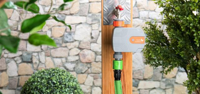 Royal Gardineer Bewässerungs-Computer BWC-150.app mit WLAN-Gateway und App-Steuerung