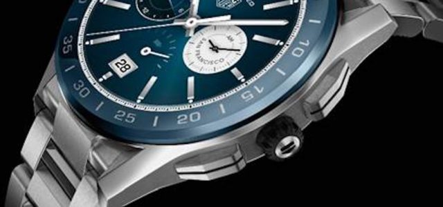 TAG Heuer Connected mit neuen Sommereditionen