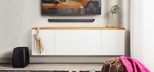 Die neue MagniFi 2 Soundbar von Polk Audio mit Surround-Sound-Technologie