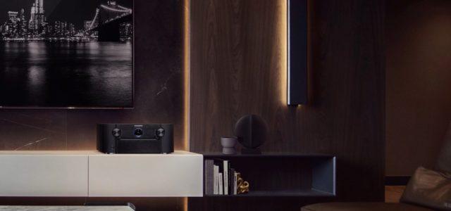 Marantz bringt neue 8K-fähige AV-Receiver und -Verstärker auf den Markt