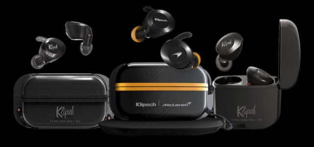 Klipsch T5 II True Wireless McLaren Edition: mobiler Klanggenuss mit Rennsportgenen