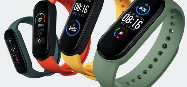 Das lang erwartete Xiaomi Mi Band 5 Fitness-Armband ist endlich da